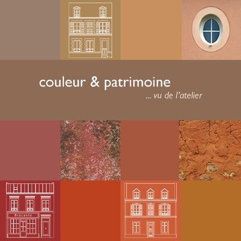36 couleur neo patrimoine la tradition architecturale revisit e by a3dc atelier 3d couleur. Black Bedroom Furniture Sets. Home Design Ideas