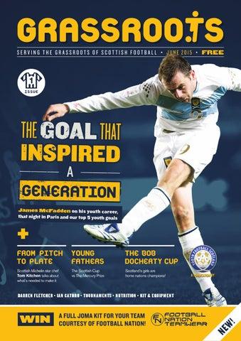a7ba13c2f Grassroots by Youth Football Scotland - issuu