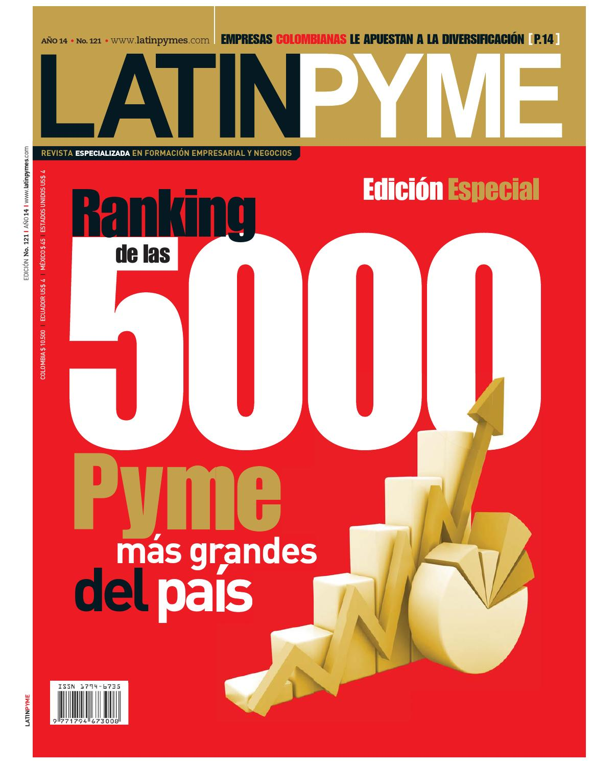 Revista latinpyme N.121 by LATINPYME - issuu ec0a4bcb108f