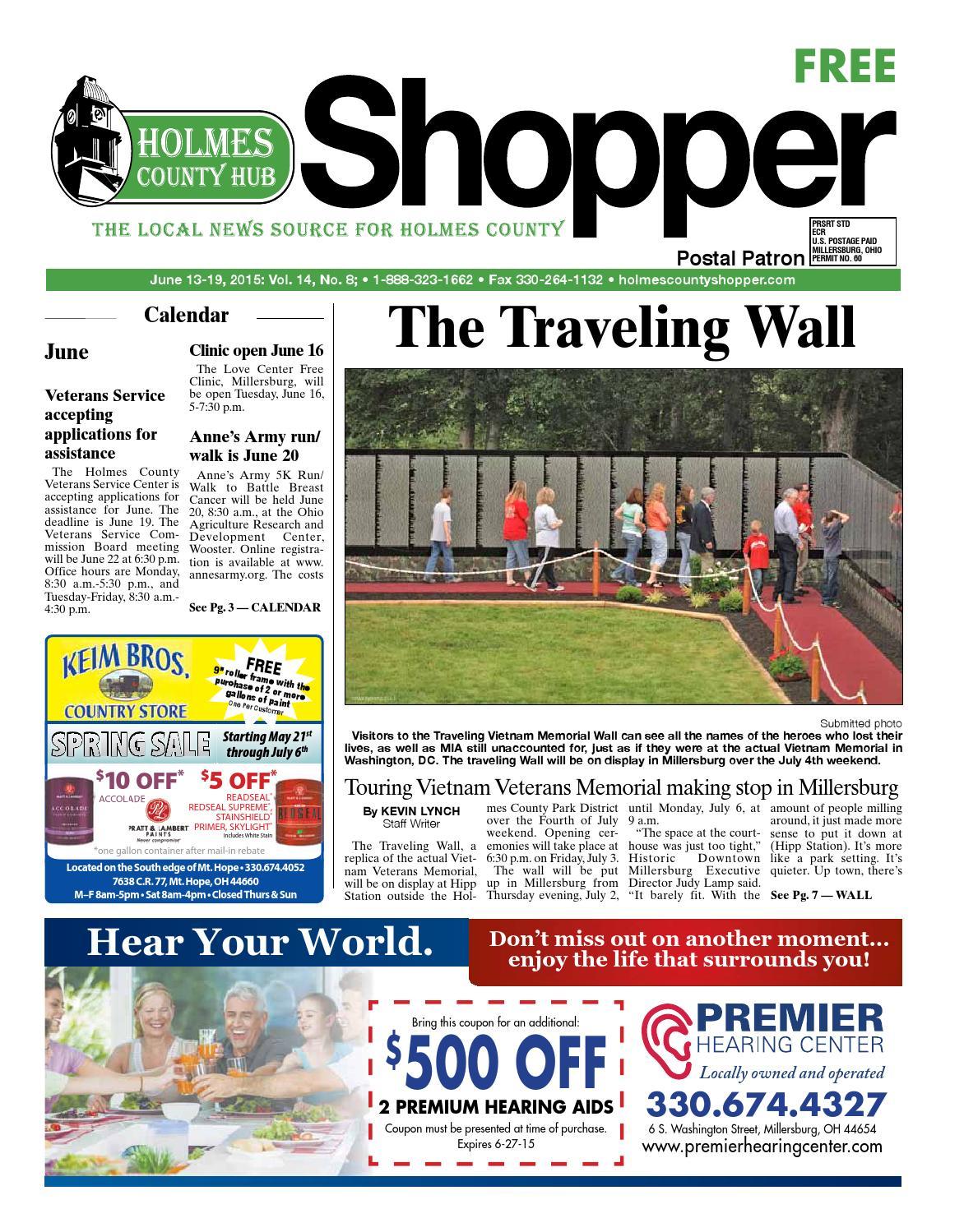 Holmes County Hub Shopper by GateHouse Media NEO issuu
