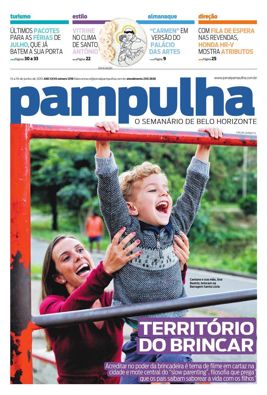 dc83f46a5 Pampulha - Sáb, 13/06/2015 by Tecnologia Sempre Editora - issuu