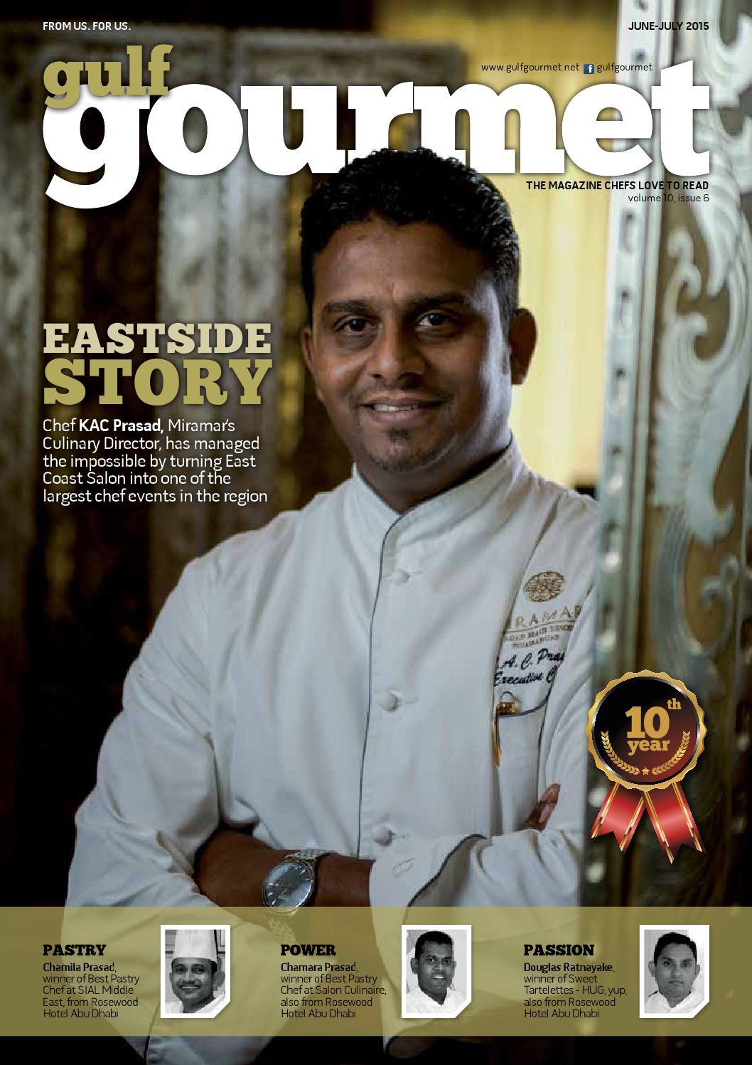June - July 2015 by Gulf Gourmet magazine - issuu