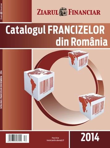 Catalog francize dec 14 by Laszlo Pacso - issuu 5715b44d0eeb