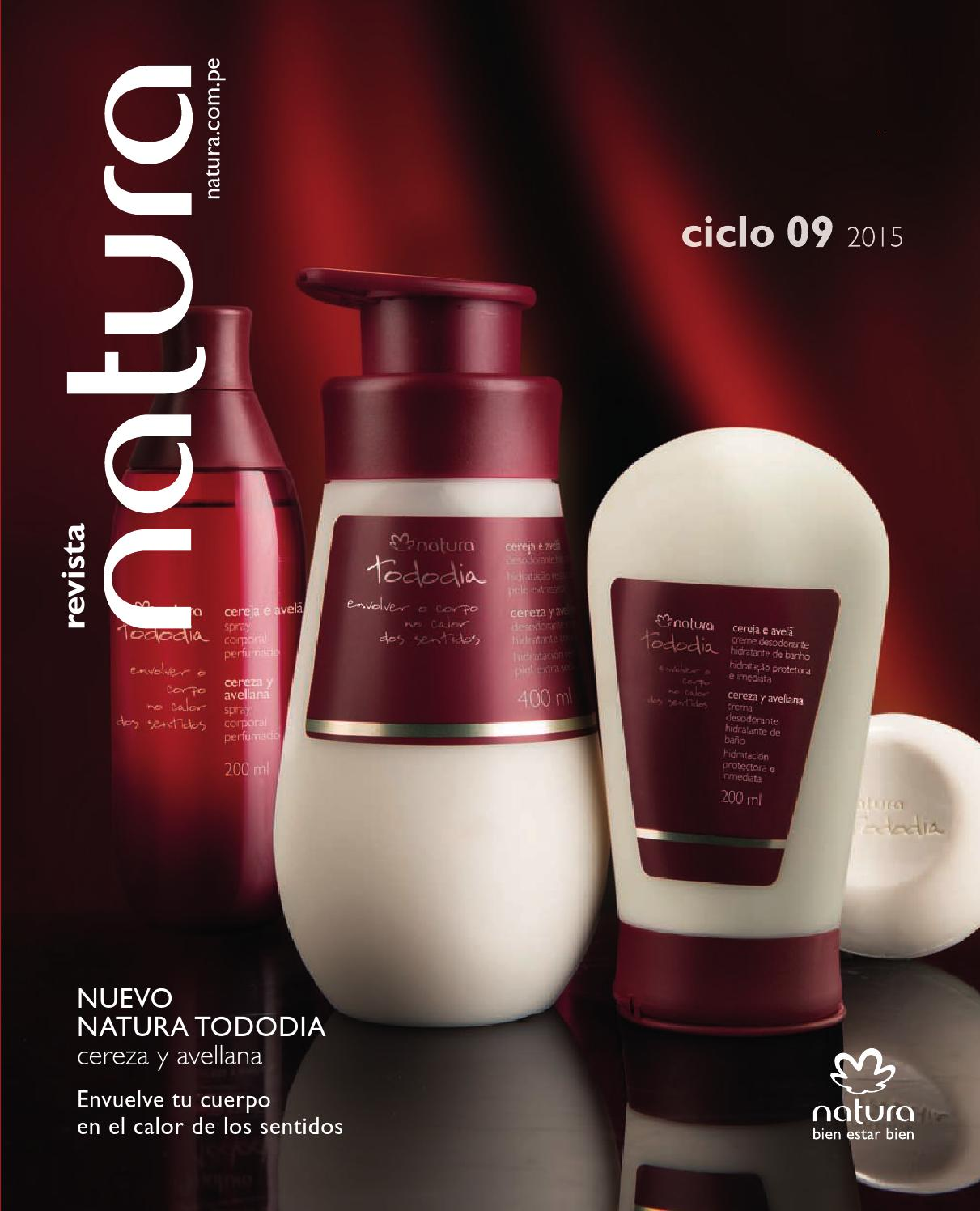 Revista natura peru ciclo 09 2015 by cat logos mujer issuu - Natura casa catalogo ...