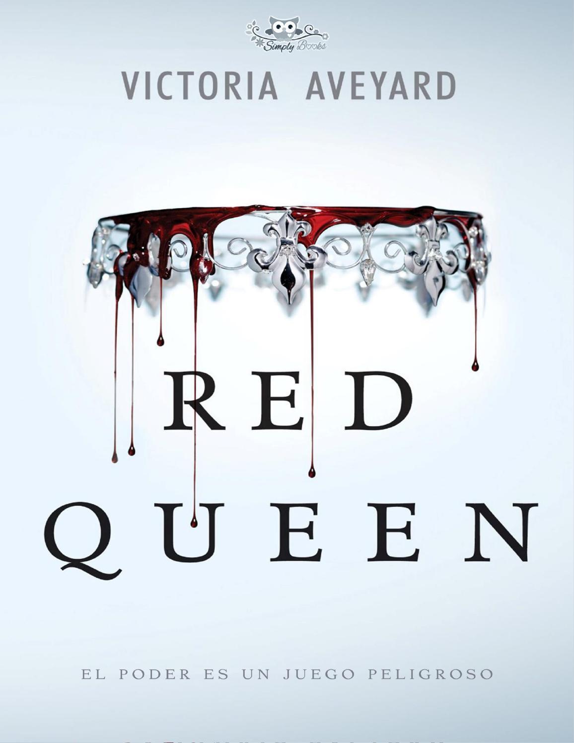 Red queen victoria aveyard (La reina roja #1) by Angel24 - issuu