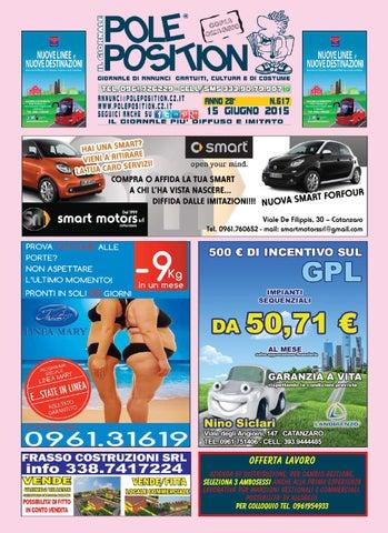 5150caa51f6 Giornale 617 web by PolePosition Catanzaro - issuu