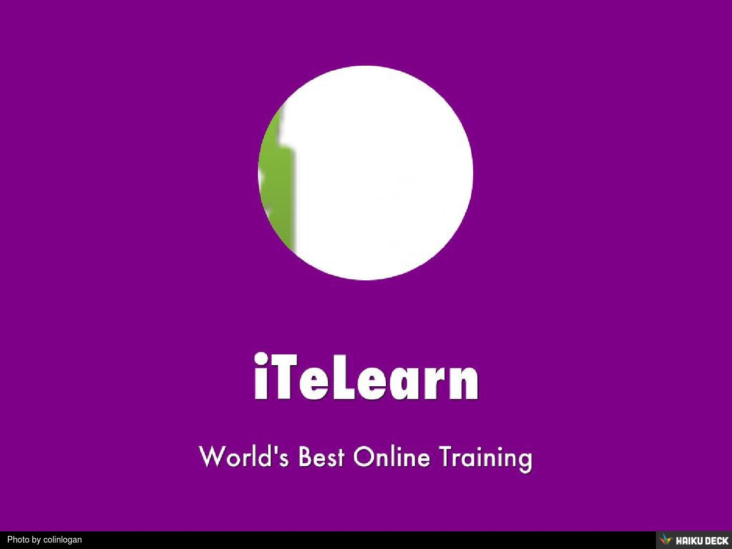 Software Testing Tools Online Training Video Tutorials By Itelearn Issuu