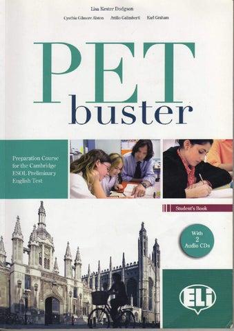 Pet Students Book