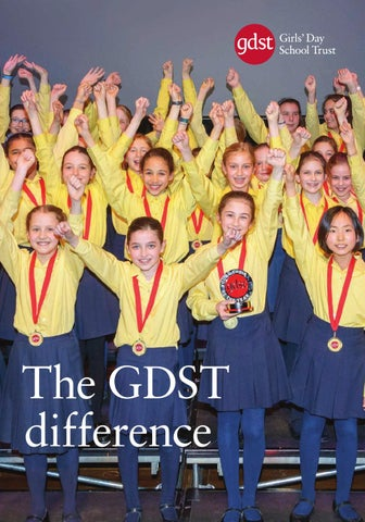 gdst creative writing competition 2013