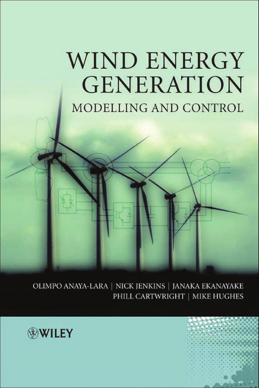 Pdf wind manwell energy explained