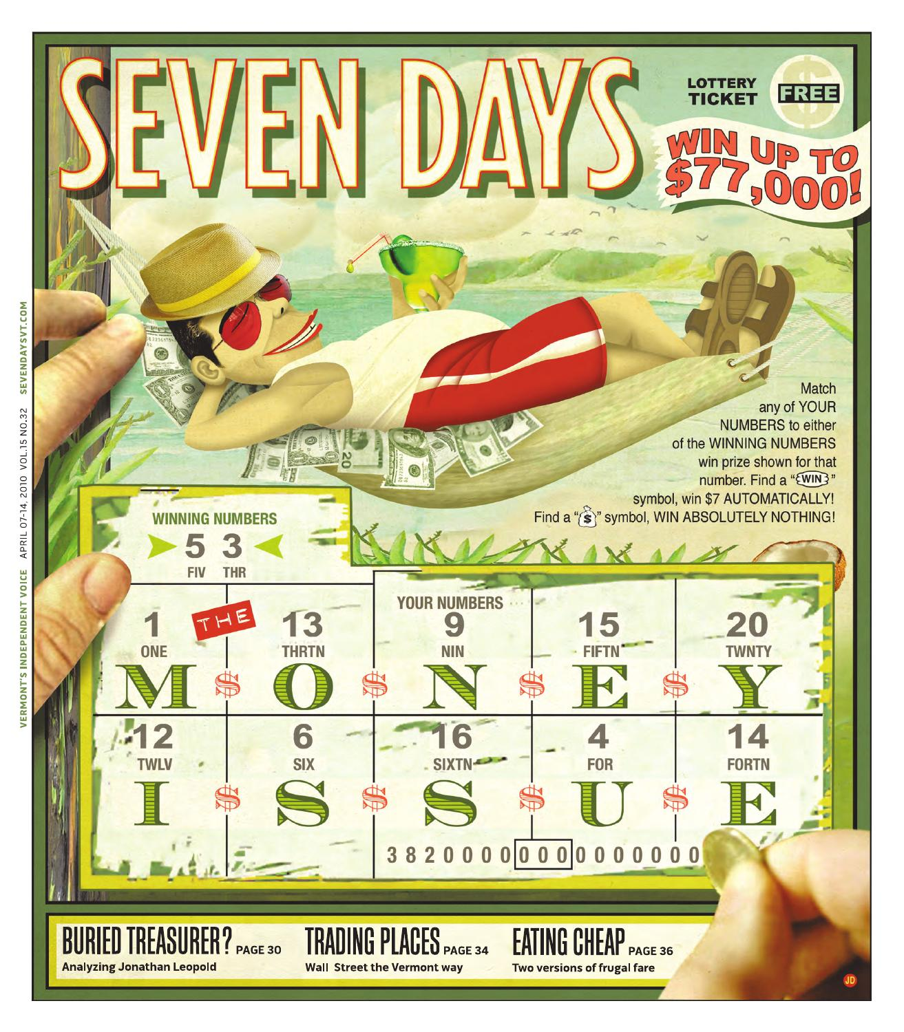 be85a09fe93 Seven Days