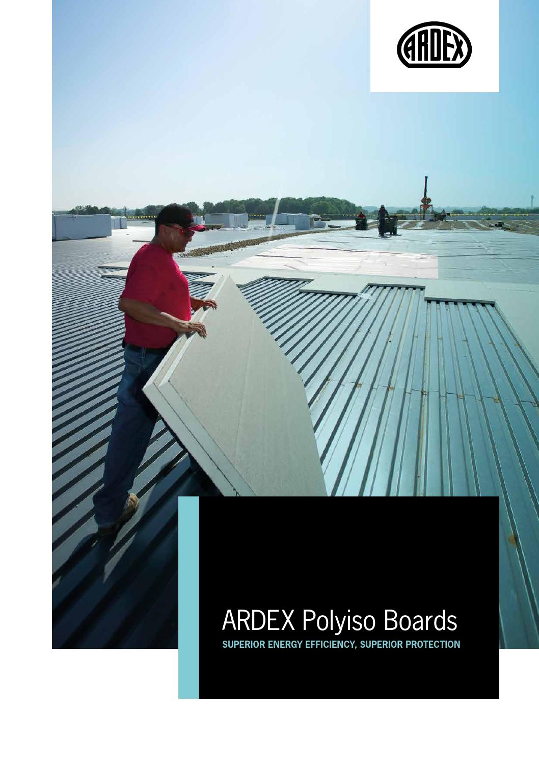 Ardex Polyiso Insulation By Ardex New Zealand Ltd Issuu