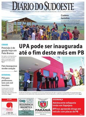 cb299c40236 Diário do sudoeste 16 de junho de 2015 ed 6402 by Diário do Sudoeste ...