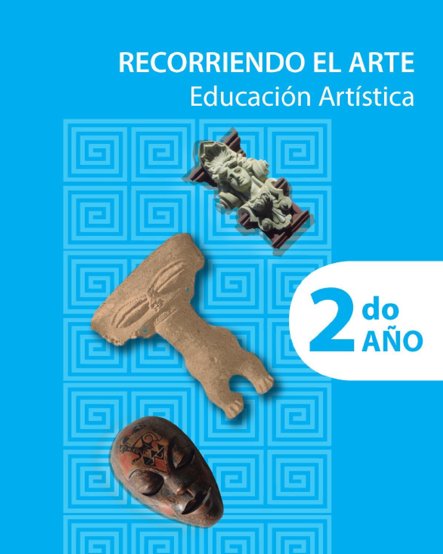 Educación Artística 1er Año By Santillana Venezuela Issuu
