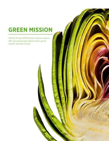 green mission