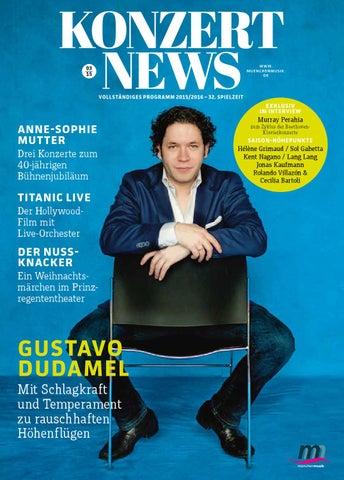 KonzertNews - Vollständiges Programm 2015/2016 by MünchenMusik GmbH ...