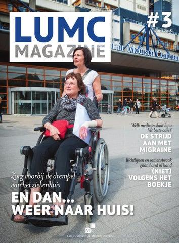 LUMC Magazine 3 2015 by Leids Universitair Medisch Centrum