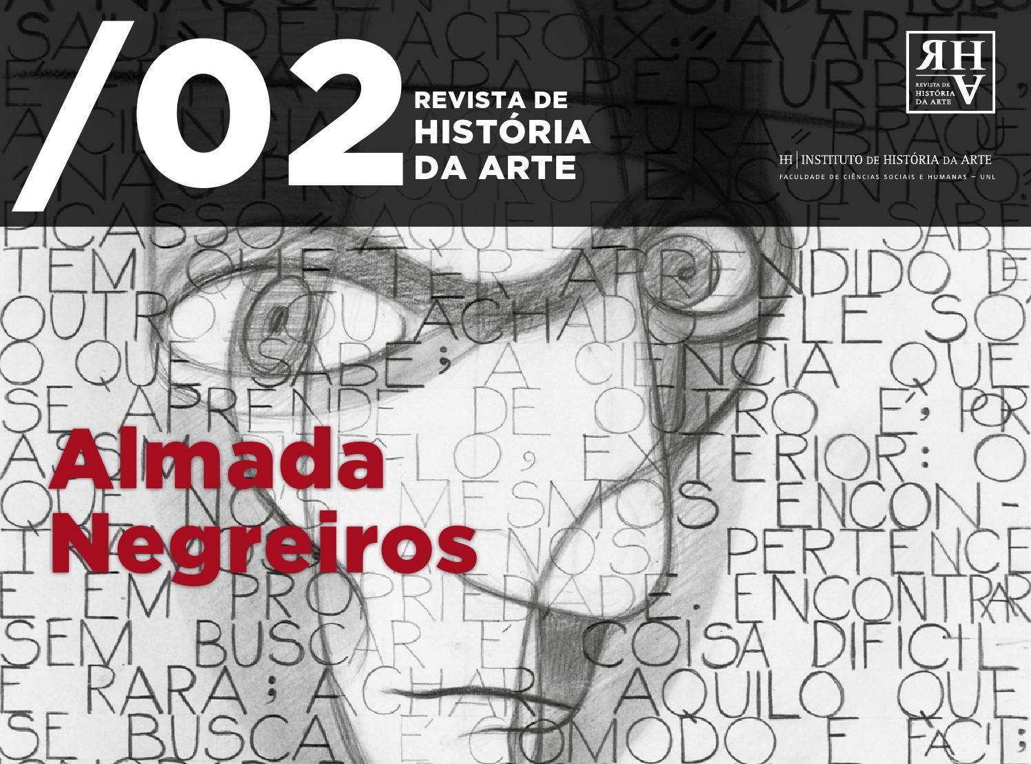 Revista de História da Arte - N.º2 - Série W - 2014 (páginas 1-250) by  Instituto de História da Arte FCSH-UNL - issuu 6c5815fbcba0d
