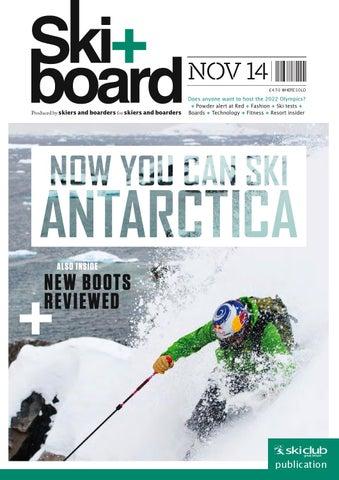 6808aaf1c3f Ski+board November 2014 by Ski Club of Great Britain - issuu