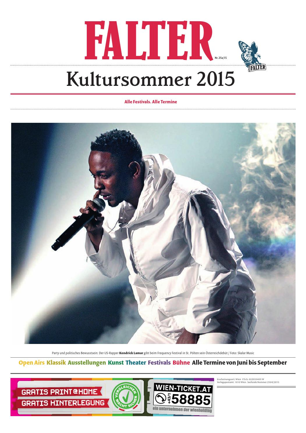 Kultursommer 2015 By Falter Verlagsgesellschaft Mbh Issuu Circuits 8085 Projects Blog Archive Hobbyfmtransmittercircuit