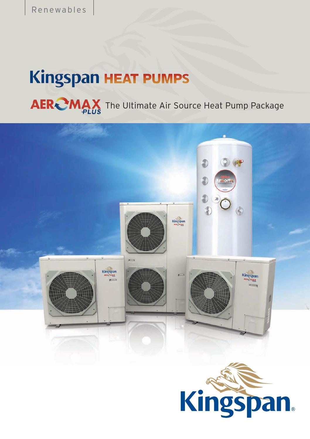 Aeromax heat pump booklet by NuTech Renewables - issuu