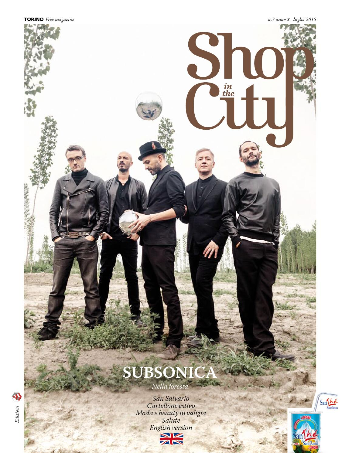 Shop in the city luglio 2015 by ShopintheCity issuu