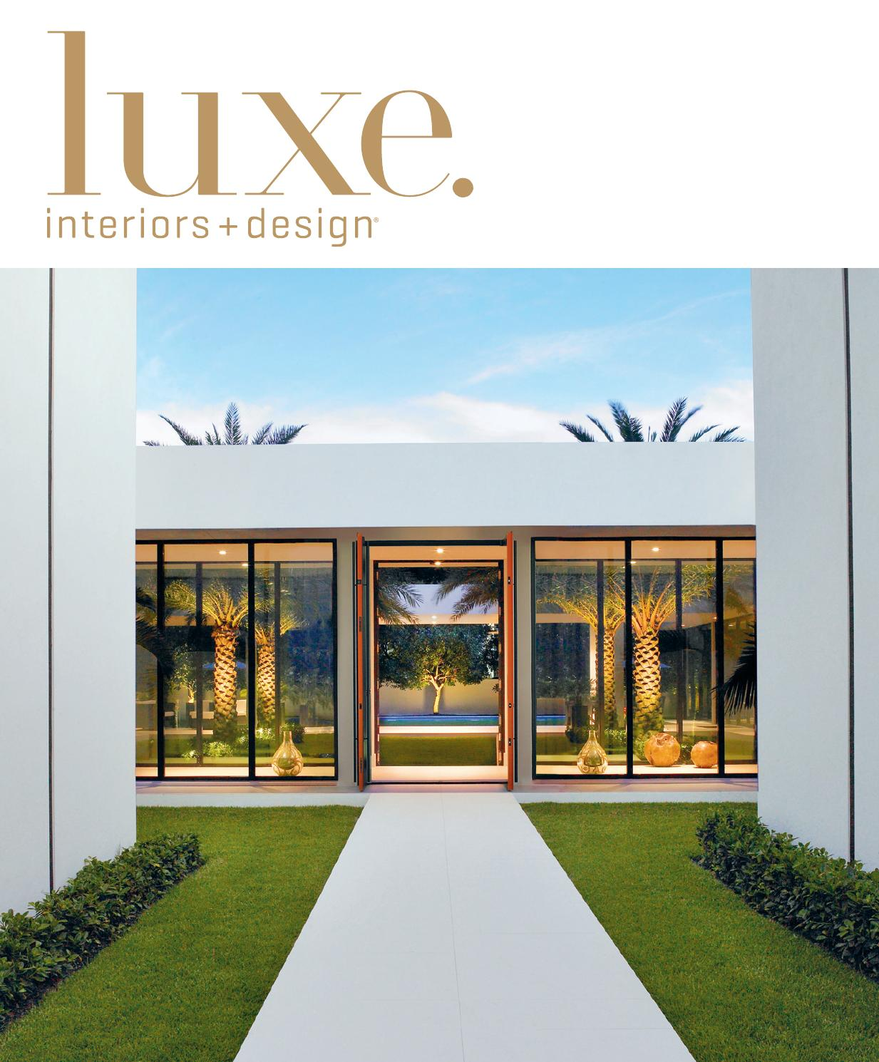 Luxe Magazine Summer 2015 Palm Beach By Sandow 174 Issuu