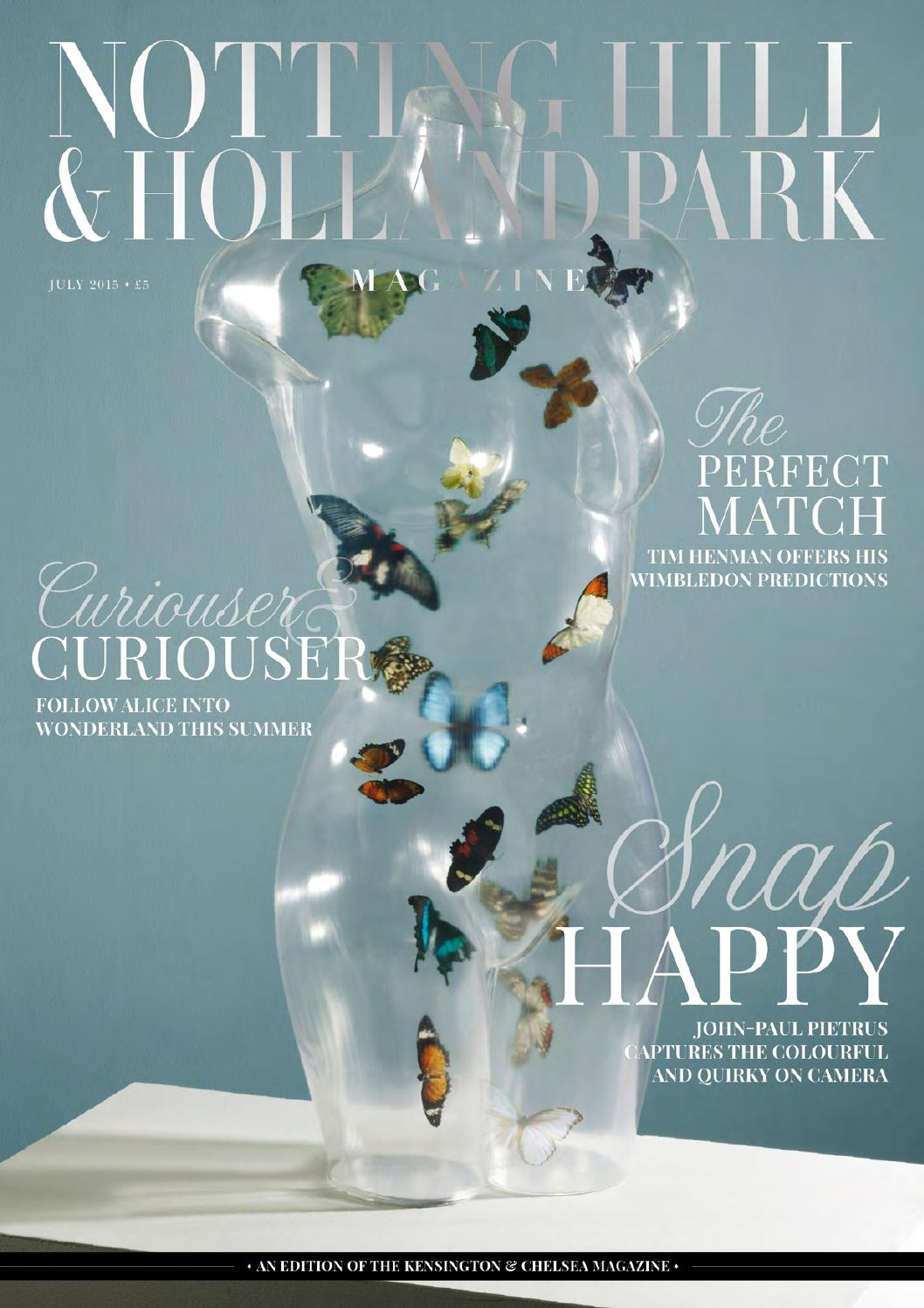 The Kensington & Chelsea Magazine August 2012 by Runwild Media Group ...