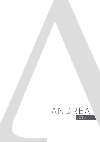 3600dce07b4 Andrea house catálogo 2015 by kobi websites - issuu
