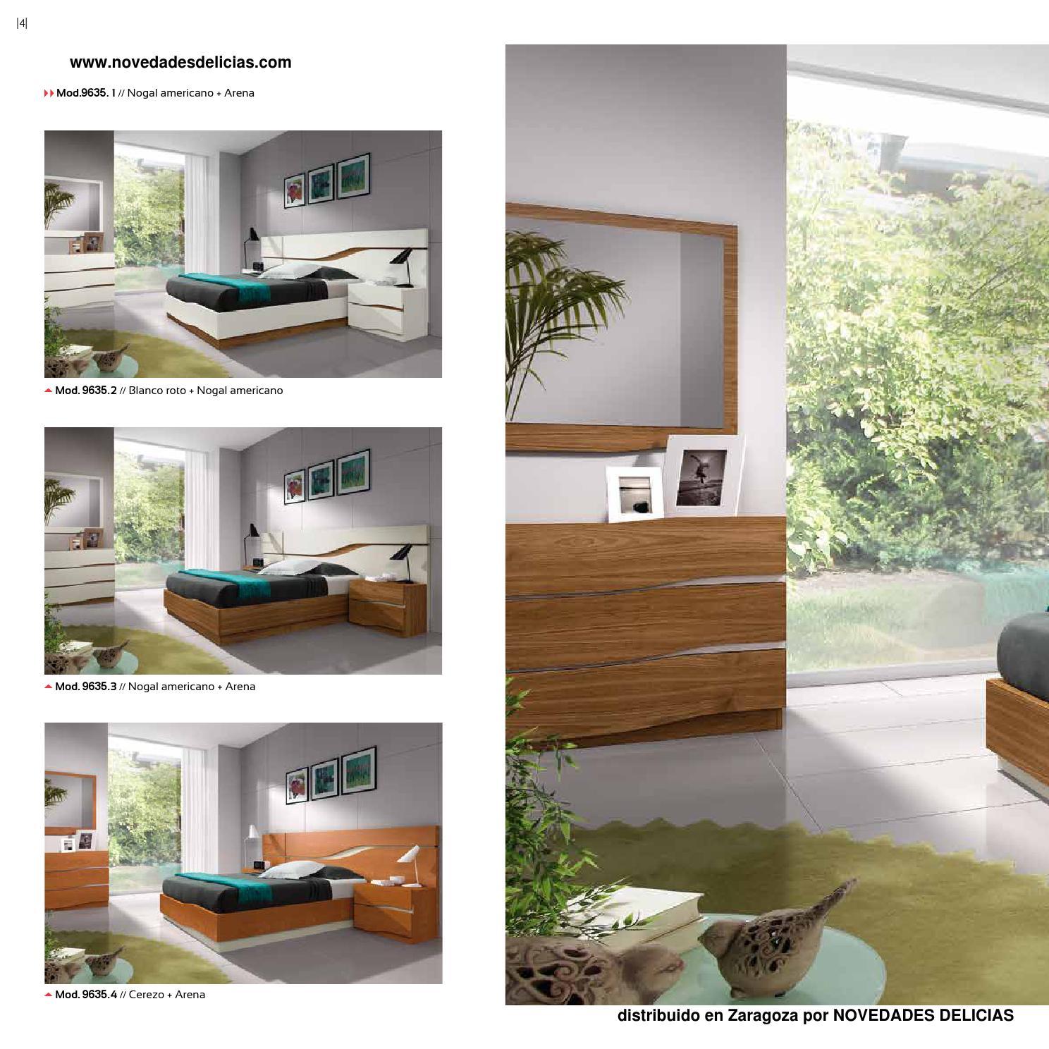 Catalogo dormitorio matrimonio moderno y armarios for Catalogo arredamento moderno