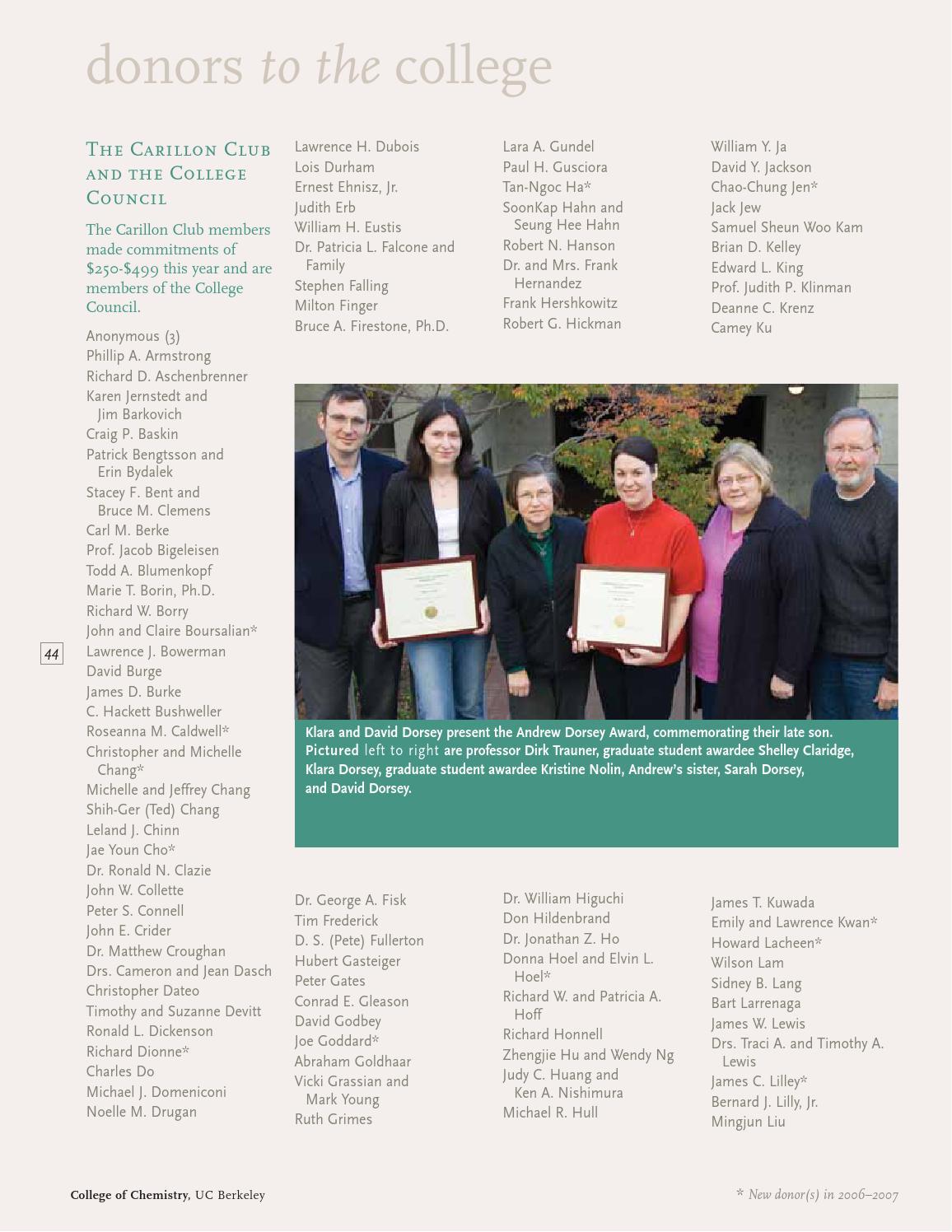 Catalyst Magazine V 2 2 by CATALYST MAGAZINE College of