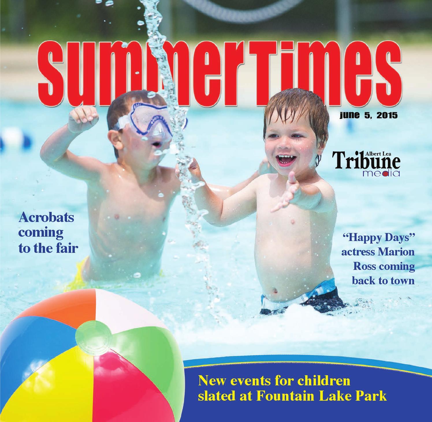 Summertimes 2015 by Albert Lea Magazine - issuu