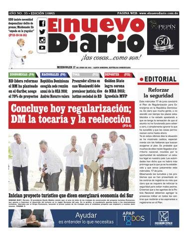 El Nuevo Diario by El Nuevo Diario - issuu 8fb6783728e