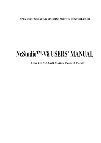 Ncstudio system installing and various functions by apexcnctech page 1 cheapraybanclubmaster Images