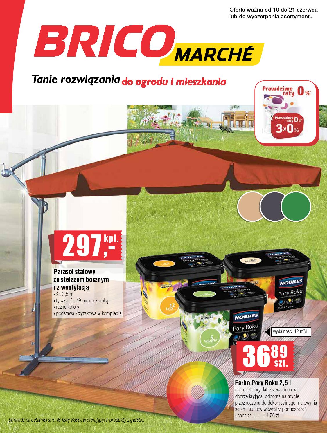 Bricomarche do 21.06.2015 by iUlotka.pl   issuu