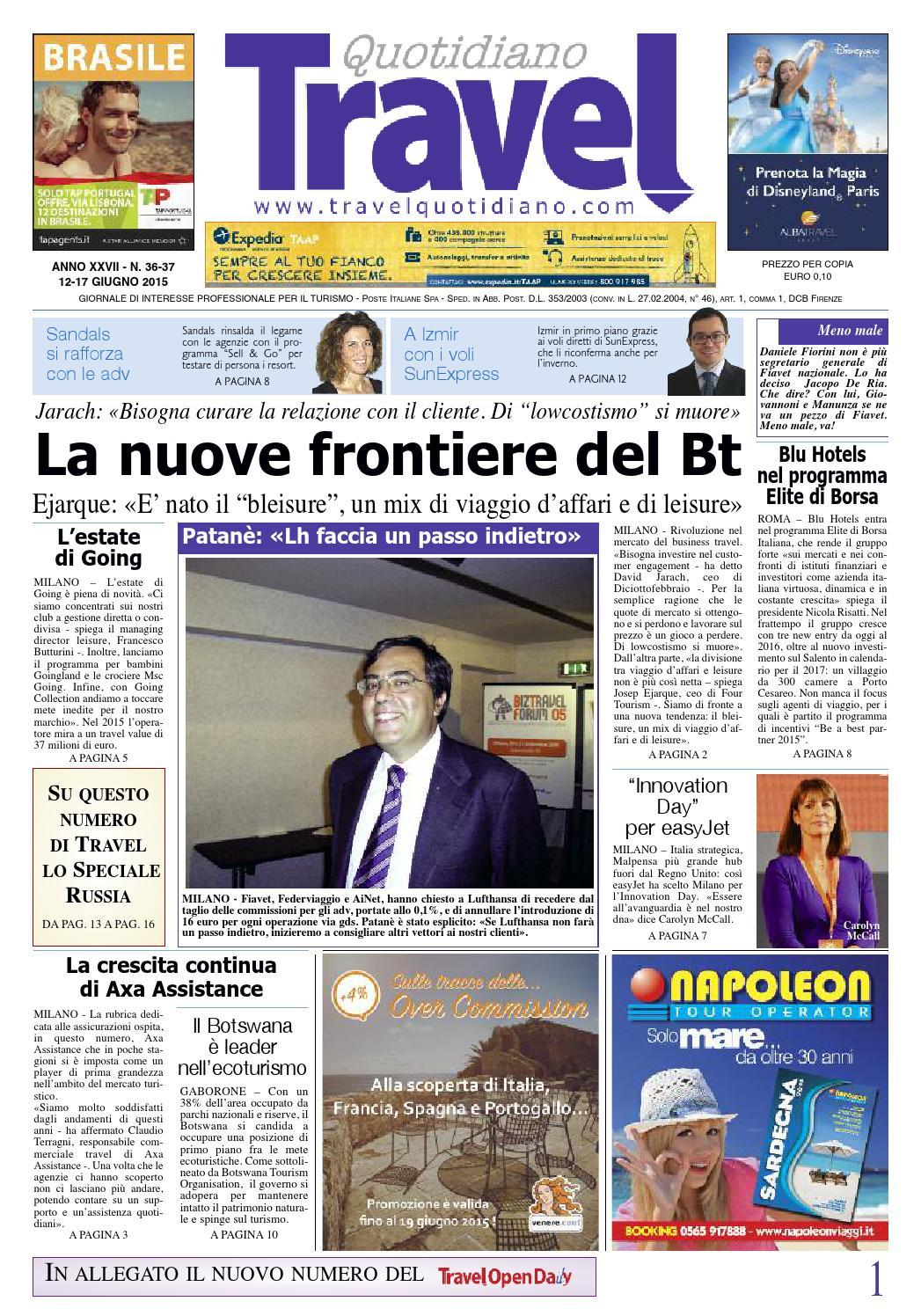 travel-quotidiano-12-17-giugno-2015 by TravelQuotidiano.com - issuu a121ca61384