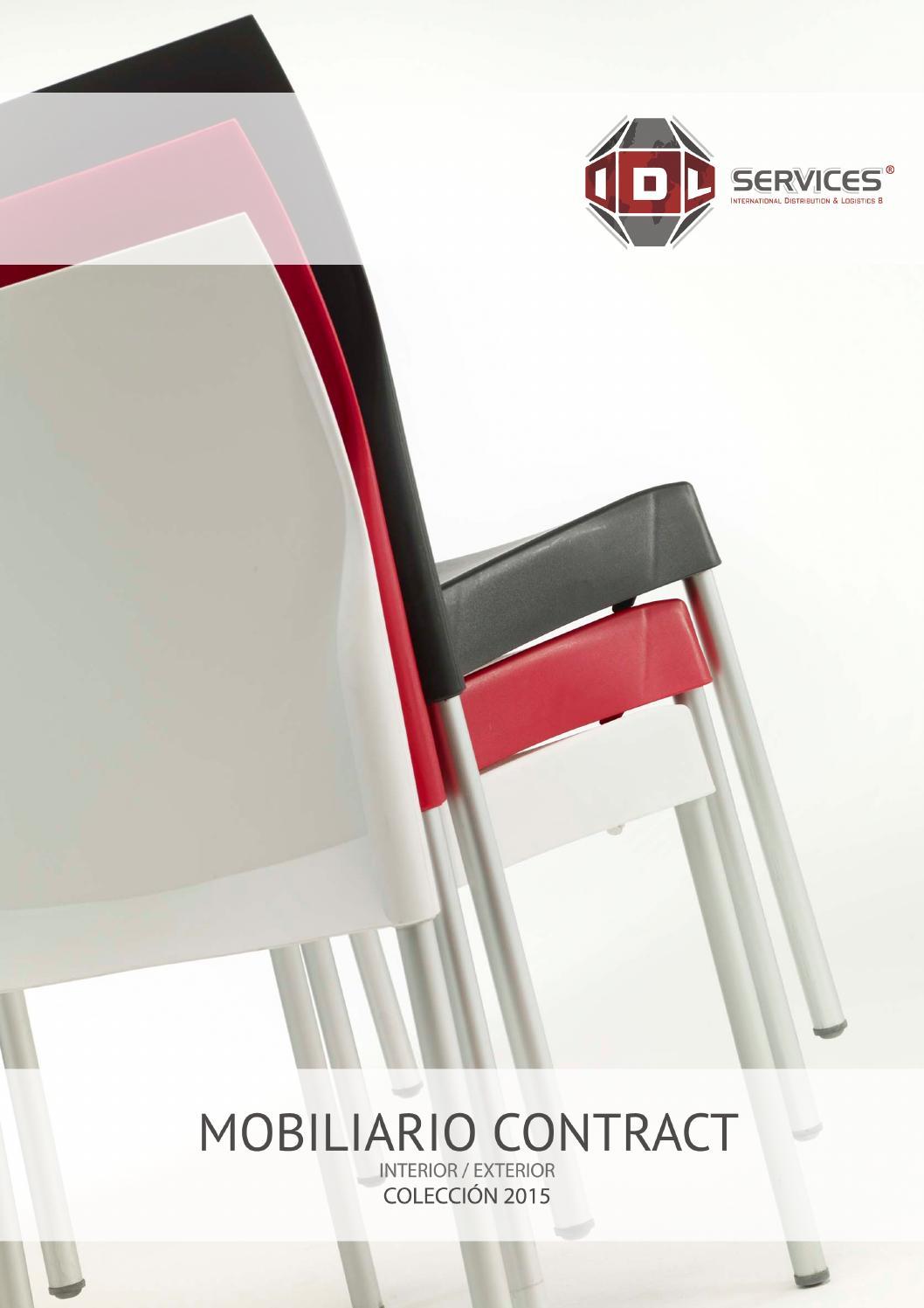 Idl services mobiliario contract by juan aaron santana for Mobiliario b ru