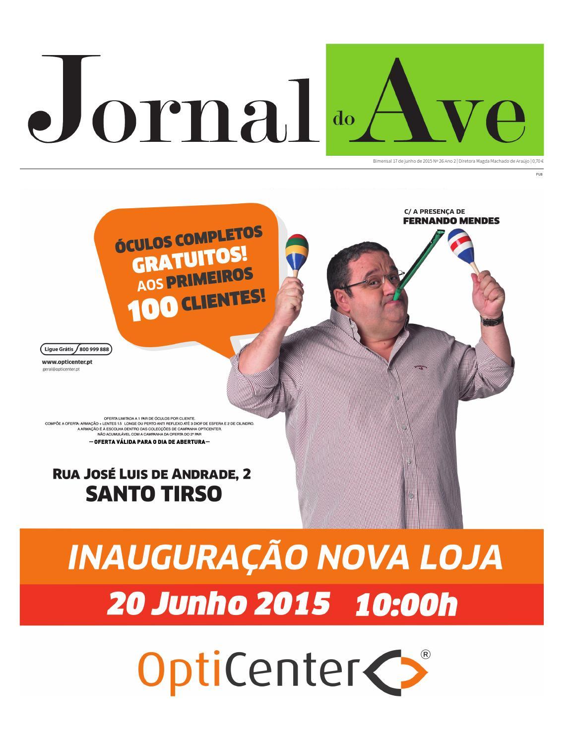 Jornal do Ave 26 by Jornal do Ave - issuu ba267b50cc