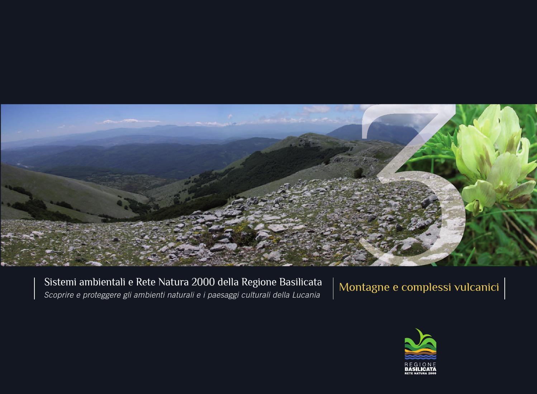 Sistemi ambientali e Rete Natura 2000 della Regione