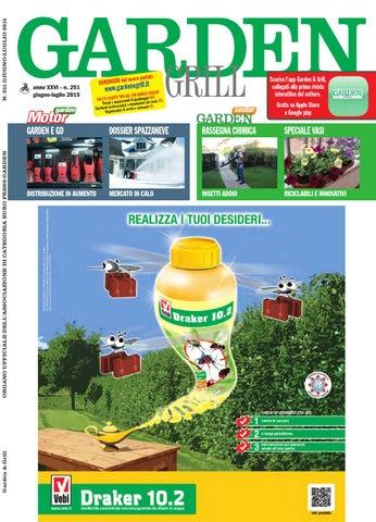 Garden Grill By Compagnia Editoriale Italiana Issuu