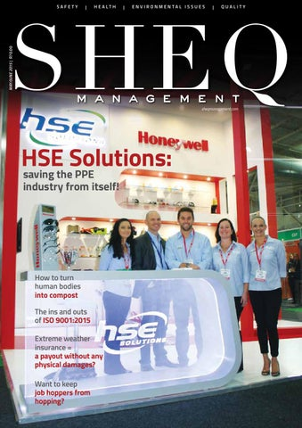 SHEQ May June 2015 By Charmont Media Global