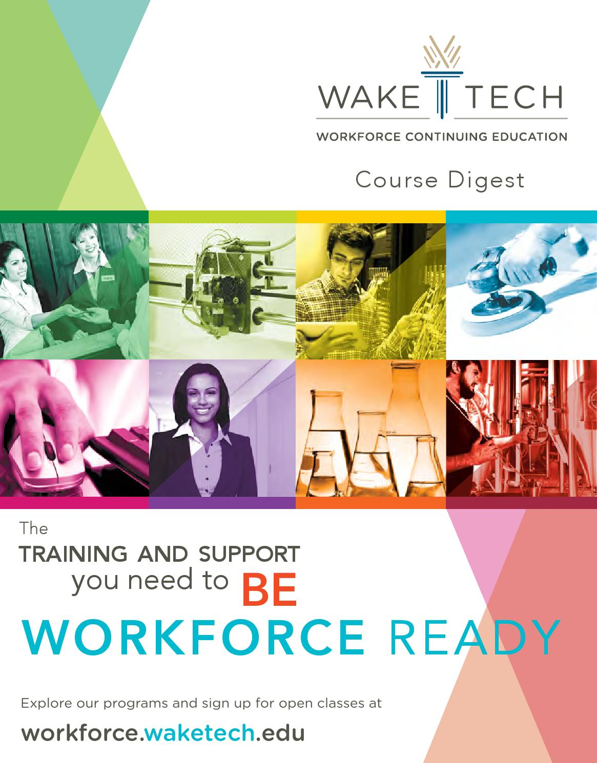 online learning at wake tech wake technical community college