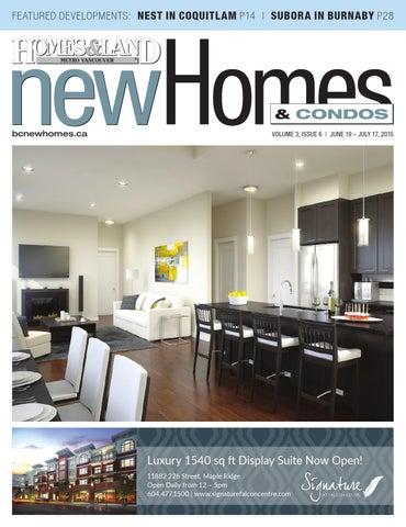 Volume 3 Issue 6 New Homes Magazine