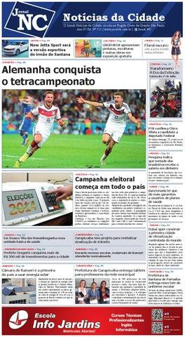Jornal NC - Notícias da Cidade - Ed. Nº 121 by Jornal NC - issuu 3cd69d794ffec