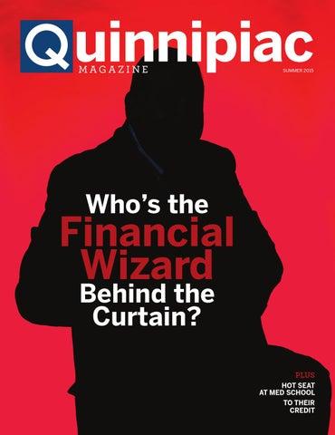 Quinnipiac Magazine Summer 2015 by Quinnipiac University - issuu