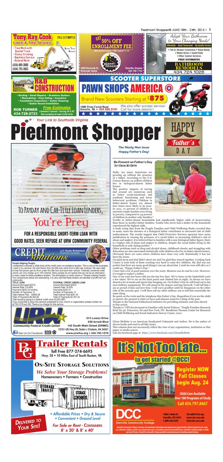 Piedmont Shopper June 18 242015 By Issuu Wiring For Front Component Speakersimg13701jpg