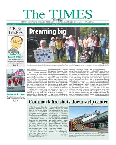 The Times of Smithtown - June 18, 2015
