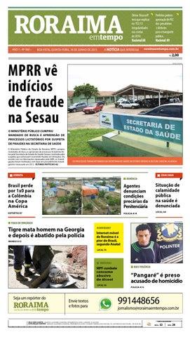 62d734301f Jornal roraima em tempo – edição 66 – período de visualização ...