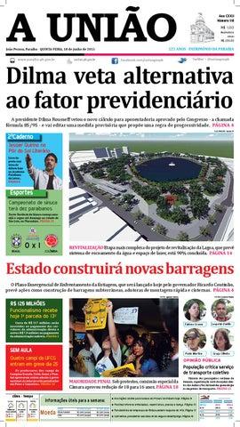 8db6b117c Jornal A União - 18 06 2015 by Jornal A União - issuu