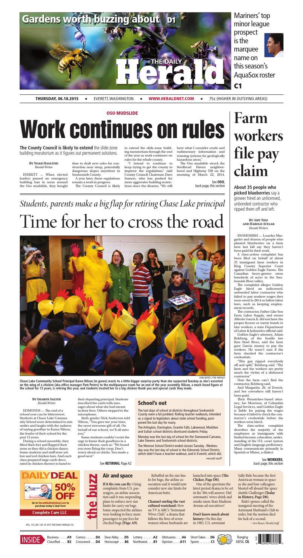 626c0ce1627 Everett Daily Herald